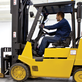 Forklift Training Beginners Courses