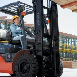 Forklift Training for Experienced Operators